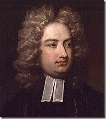 Jonathan Swift 1667 - 1745